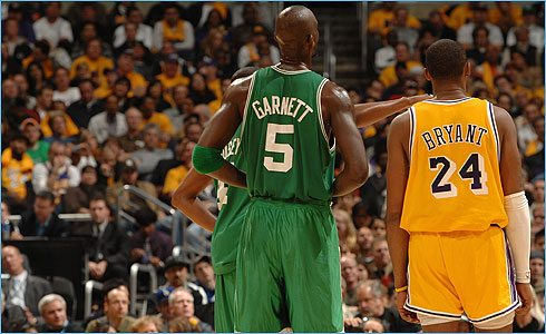Celtics Lakers Today!